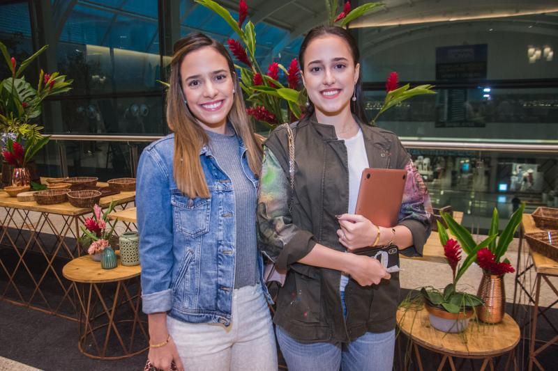 Gabriela e Rafaele Fonseca
