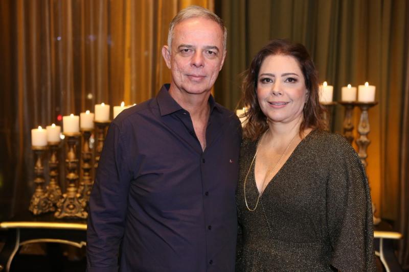 Roberto e Claudia Gradvohl