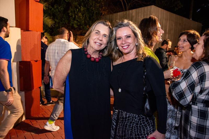 Vania Franck e Beatriz Perlingeiro