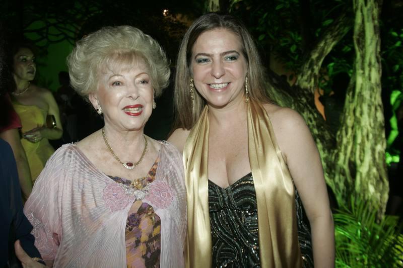 Yolanda Queiroz e Luizianne Lins