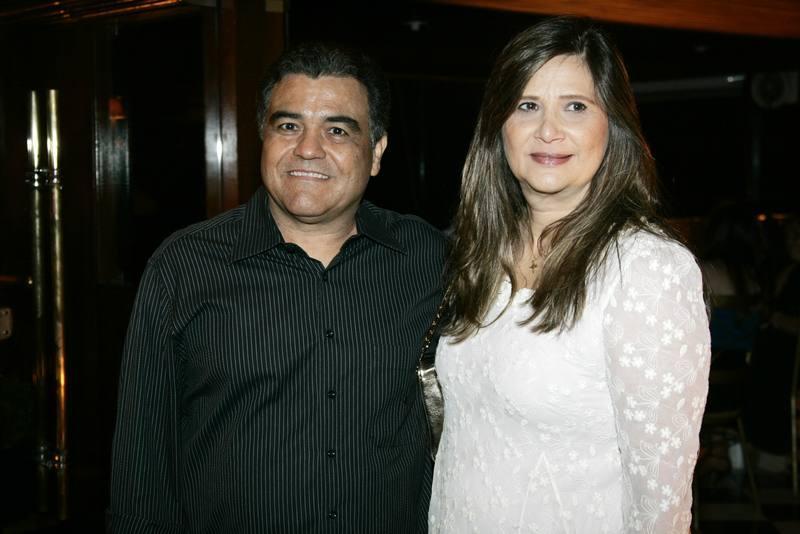 Hamilton de Castro e Carmem Lucia