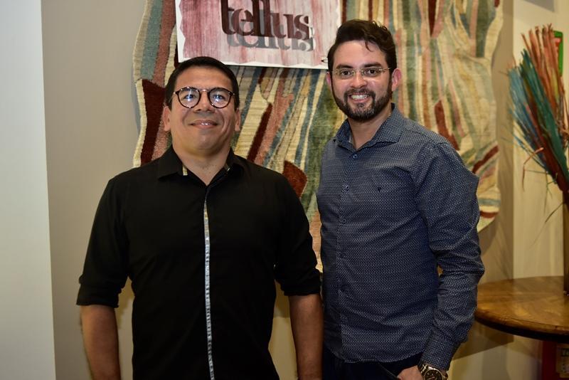 Sergio Pires e Luis Carlos Coutinho
