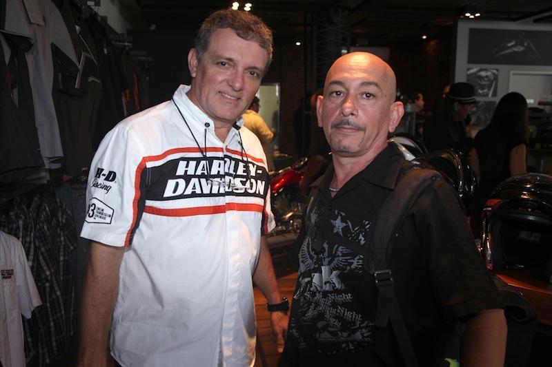 Rogerio Bessa e Jose Joaquin