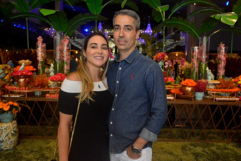Ana Paula e Leonardo Aguiar