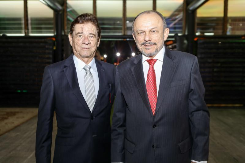 Elias Carmo e Honorio Pinheiro