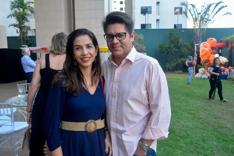 Beatriz e Leonardo Carvalho