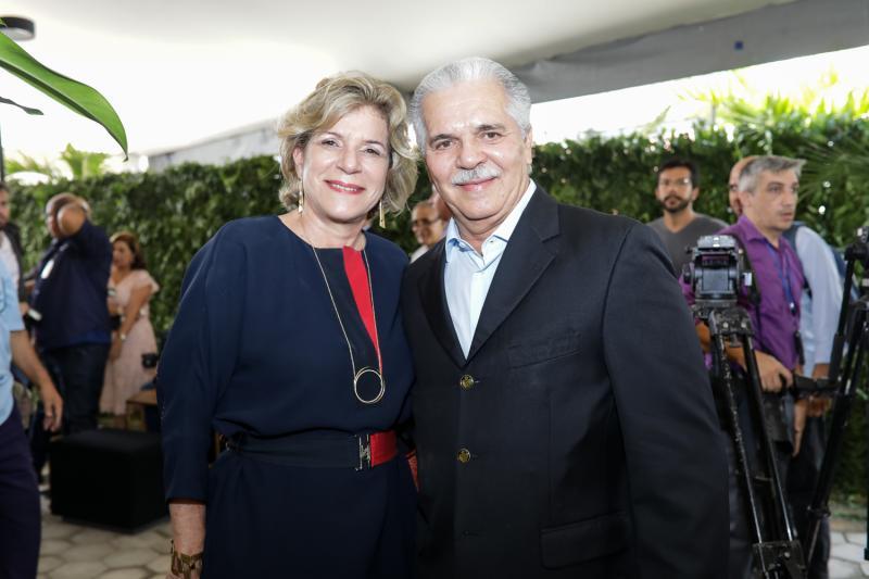 Estela e Pio Rodrigues