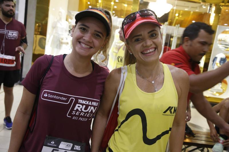 Camila e Daniell Tavares