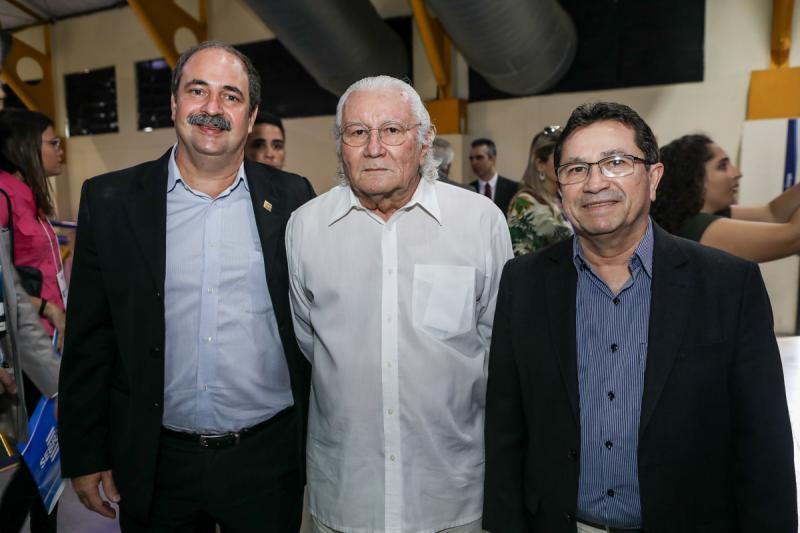Paulo Andre Holanda, Chico Barreto e Alci Porto