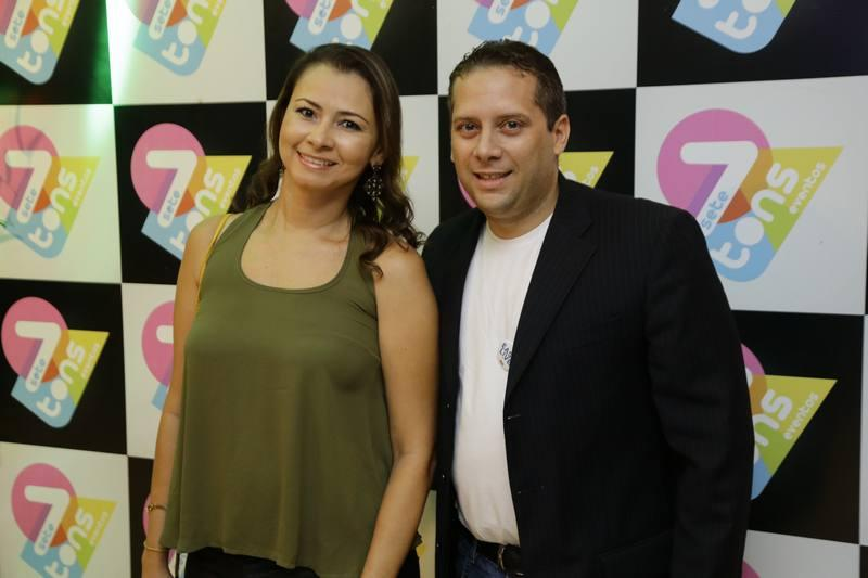 Adriana Damasceno e Joao Paulo Ramalho
