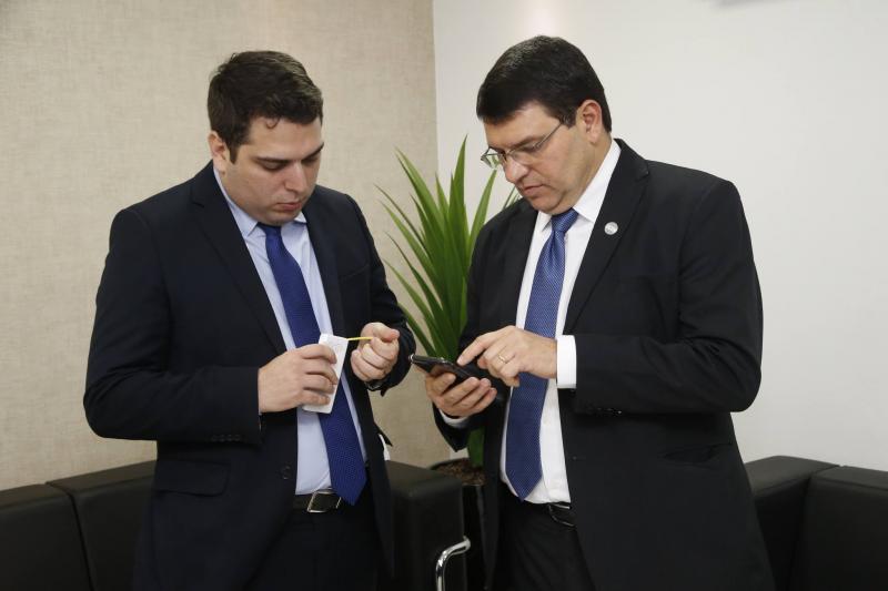 Darlan Moreira e Sergio Lopes 2