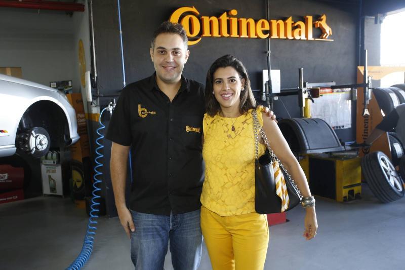 Bruno e Miriam Bastos