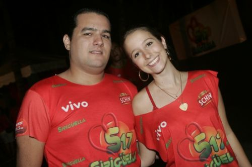 Livio Costa e Hanna Arruda