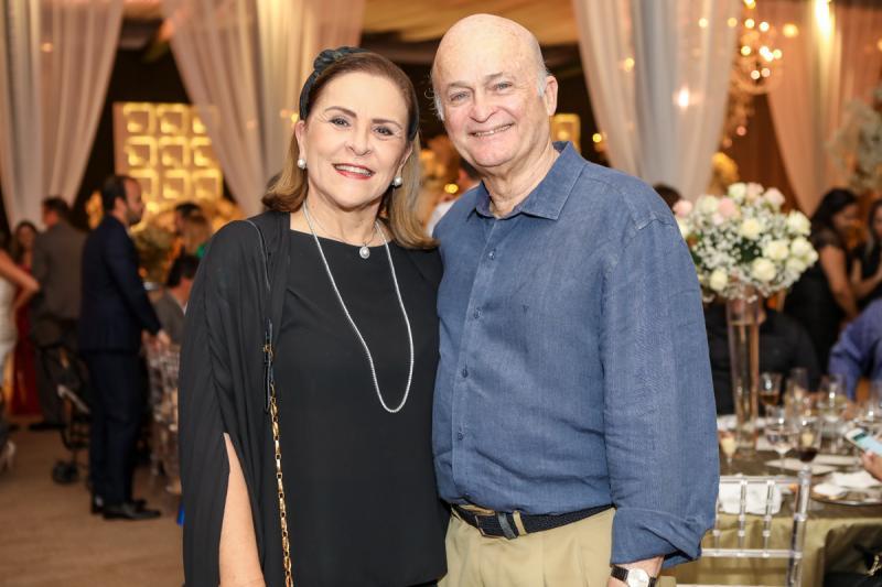 Beatriz e Lauro Fiuza