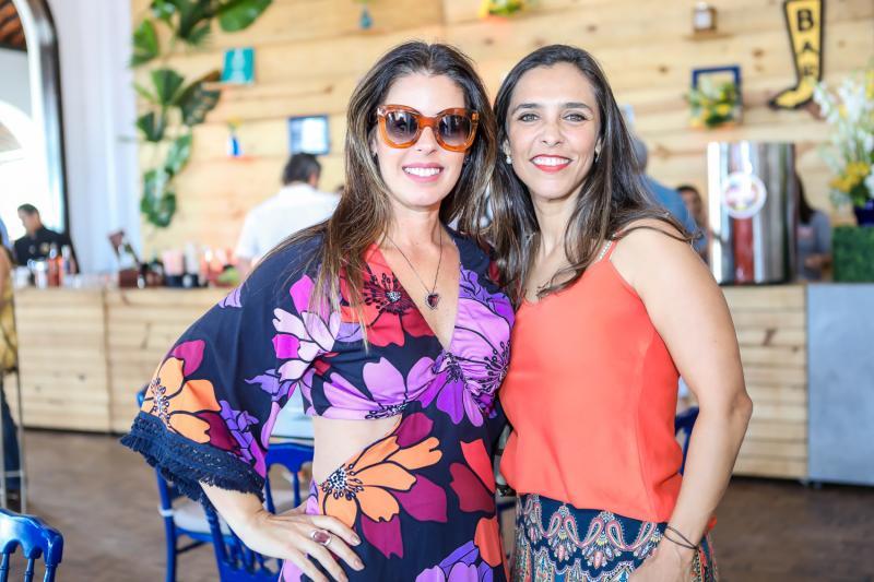 Melania Rodrigues e Cristina Sampaio