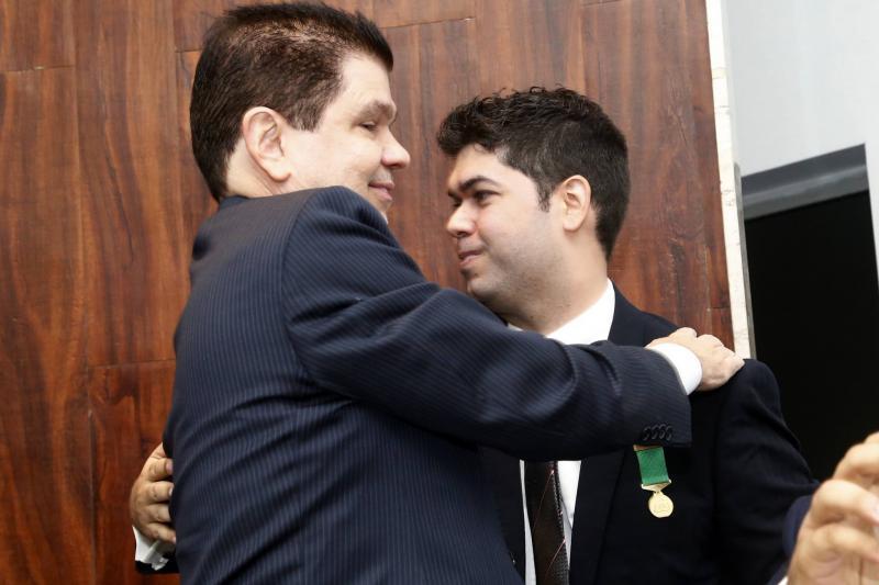 Mauro Filho e Mauro Benevides Neto