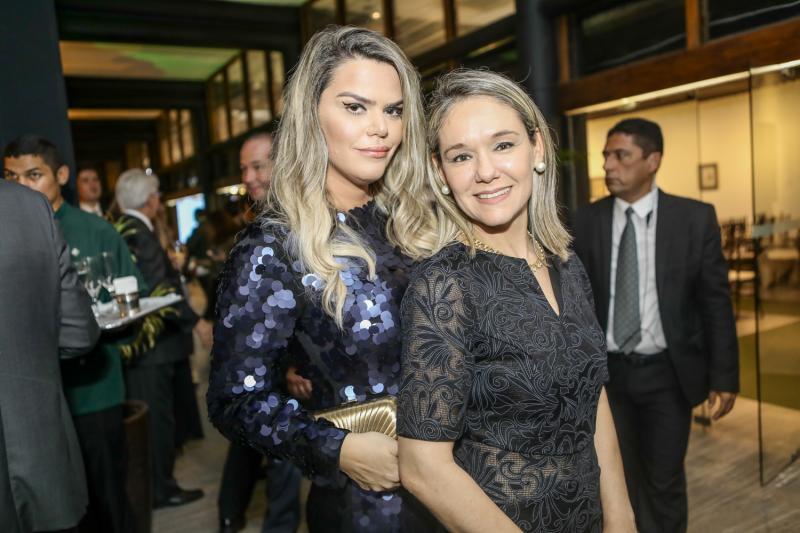 Lana Pinheiro e Erica Markan
