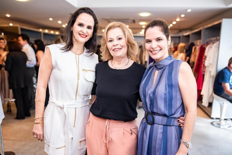 Adriana Miranda, Eliana David e Cristiana Carneiro