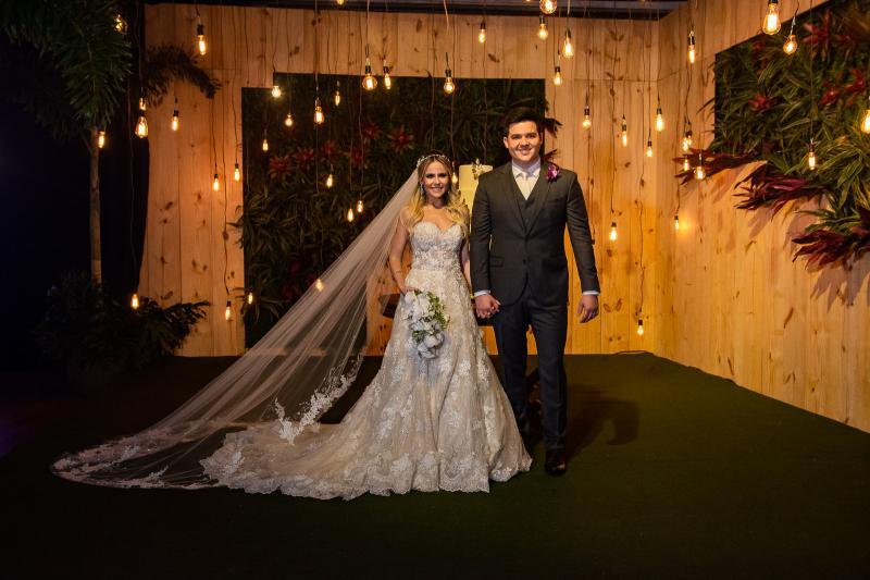 Erica Dantas e Pedro Vasconcelos