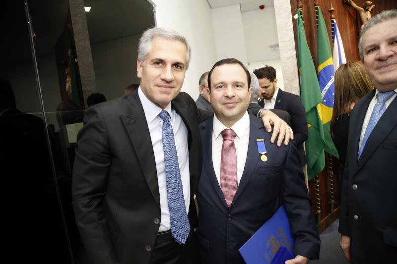 Adolfo Bichucher e Igor Barroso