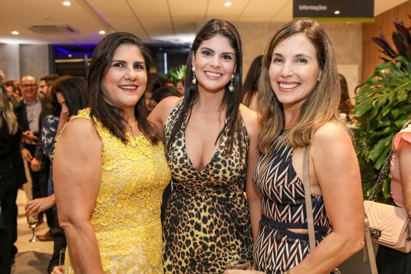 Tereza Coelho, Maria Tereza Coelho e Cristina Fontenele