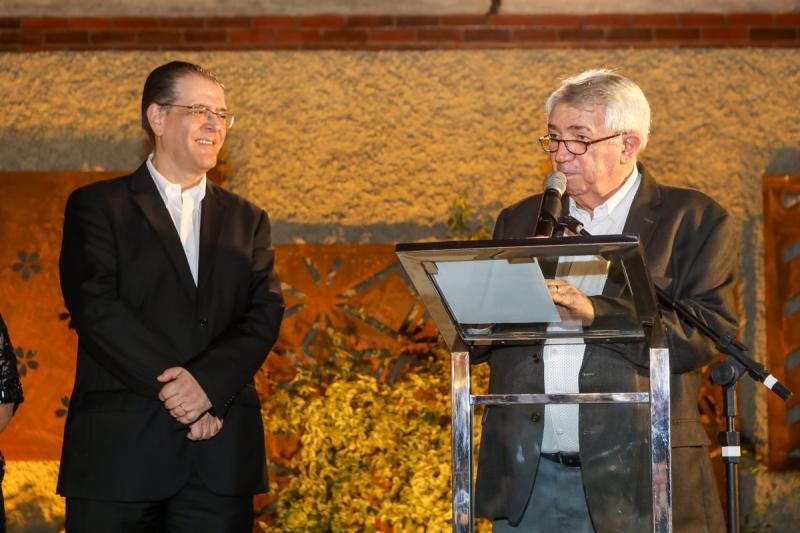 Walter Farias e Roberto Macedo