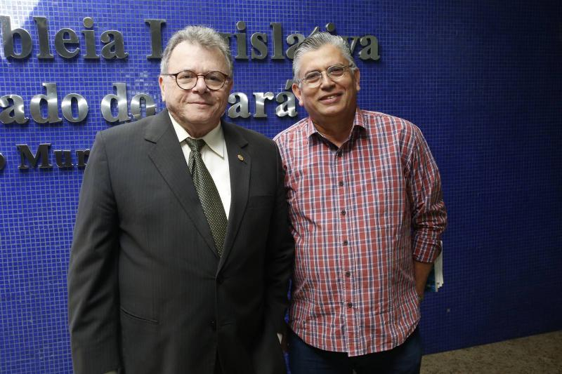 Juarez Leitao e Freire Neto