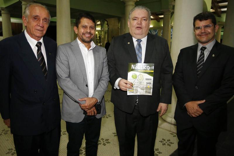 Joao Guimaraes, Helio Winston, Pedro Jorge Medeiros e Rogerio Pinheiro