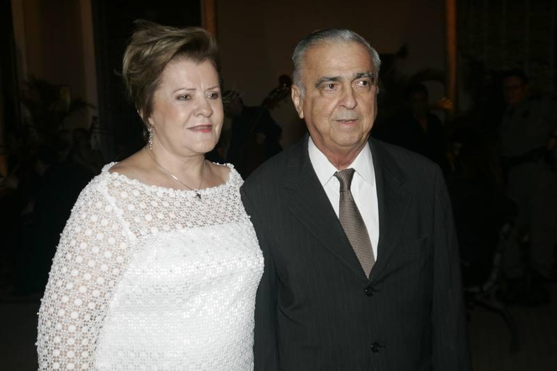 Edilmar e Luciola Noroes