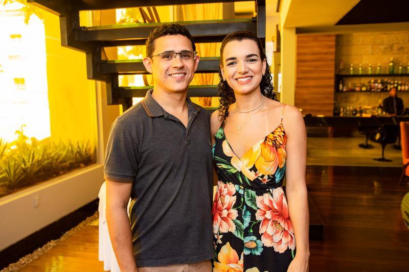 Hugo e Mairi Uchoa