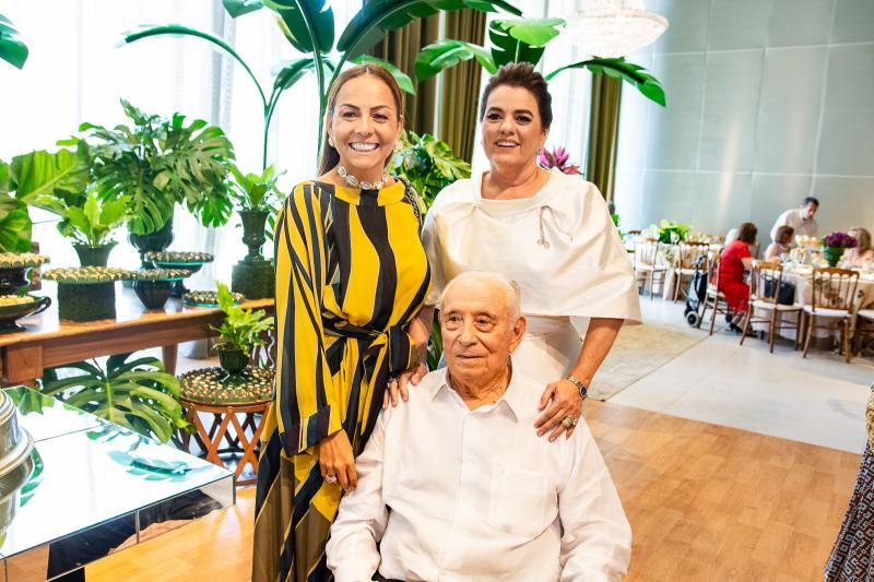 Gil Santos, Silvana e Adauto Bezerra