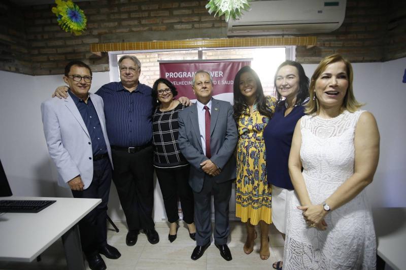 Elpidio Nogueira, Moroni Torgan, Damares Alves, Priscila Costa, e Maira Pinheiro 2