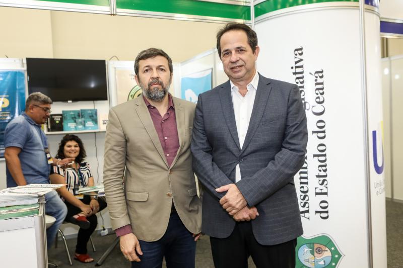 Elcio Batista e Milton Cunha