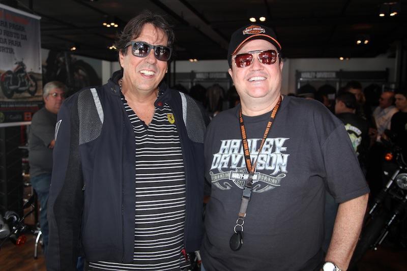 Jorge Carvalho e Romulo Fortes