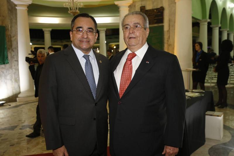 Jardson Cruz e Meton Cesar de Vasconcelos