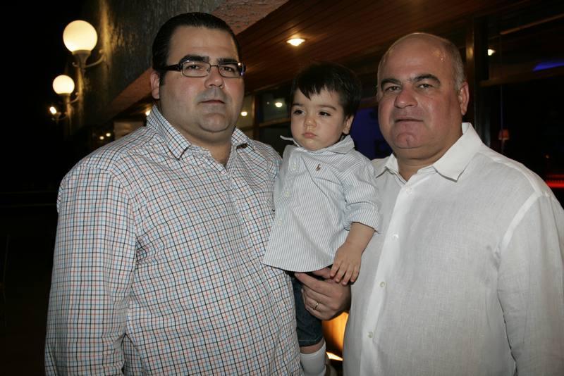 Luciano Neto, Danilo e Luciano Cavalcante