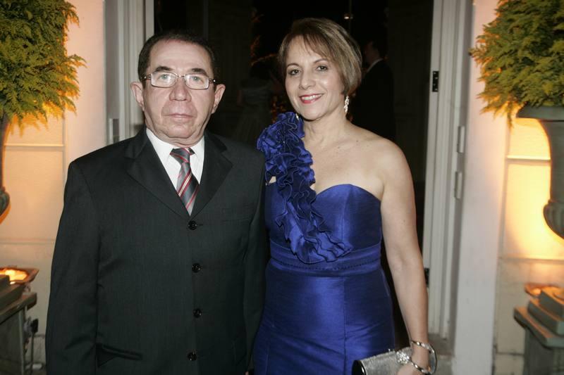 Gearrdo Santos e Fatima Carneiro