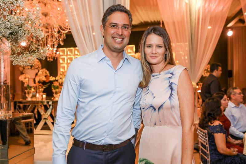 Murilo e Violeta Pascoal