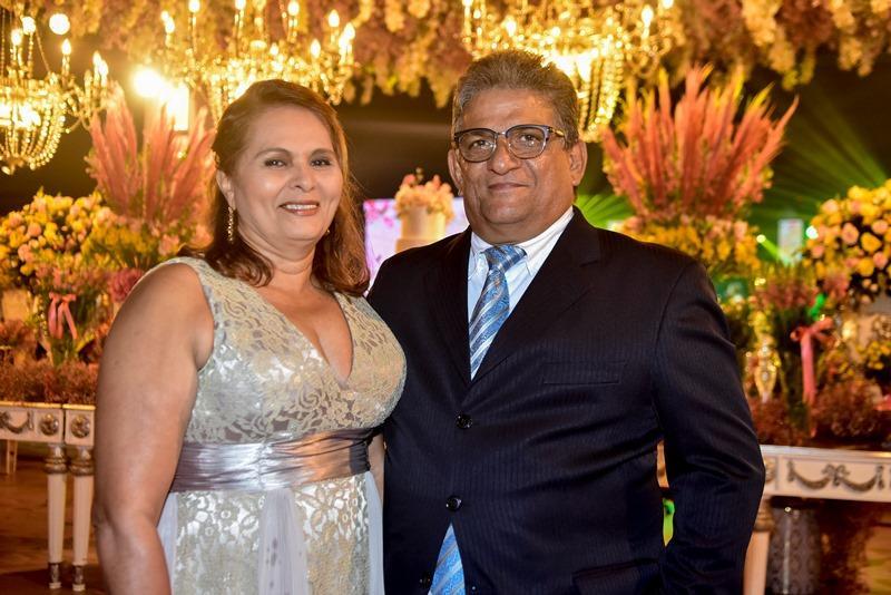 Licia Fernandes e Fernando Porto