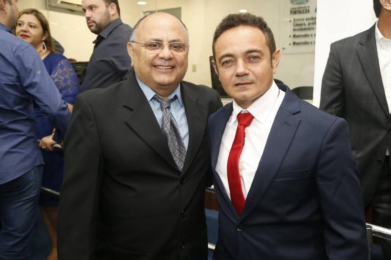 Nilon Silva e Fabio Rolim