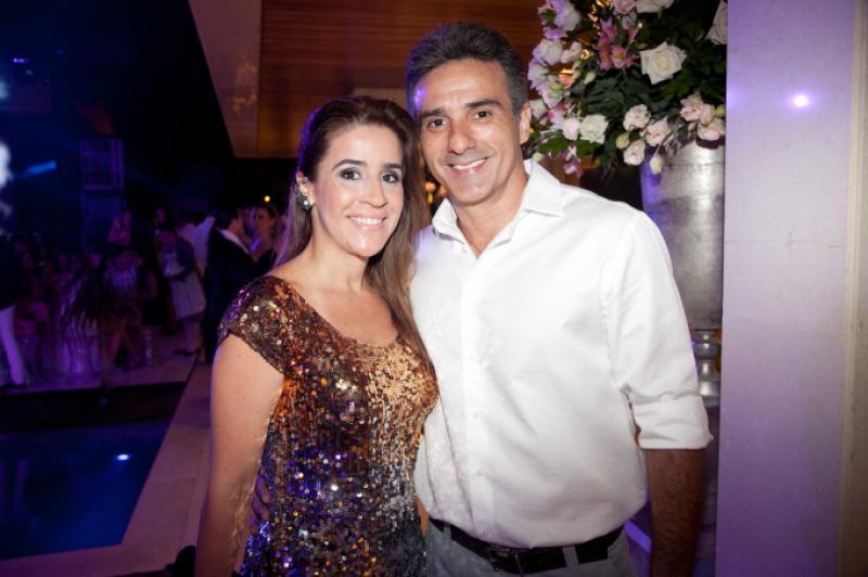 Cintia e Paulo Cesar Tomaz