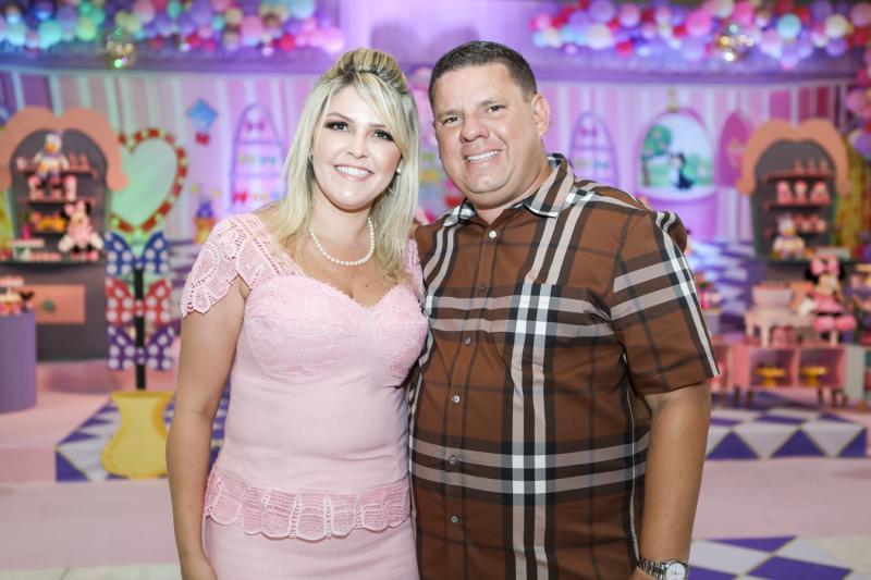 Marina e Gerardo Santos
