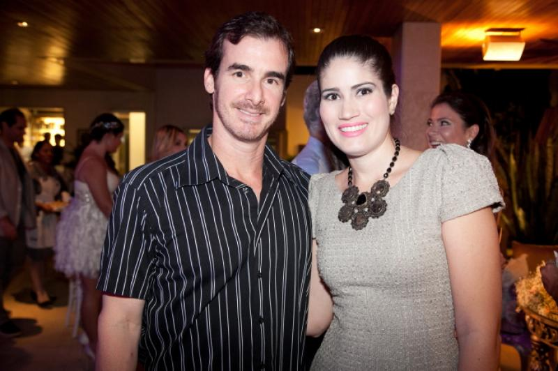 César e Cintia Juca