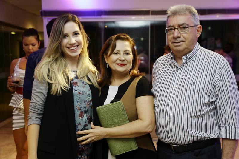 Liana Sa, Socorro Franca e Halley Campos