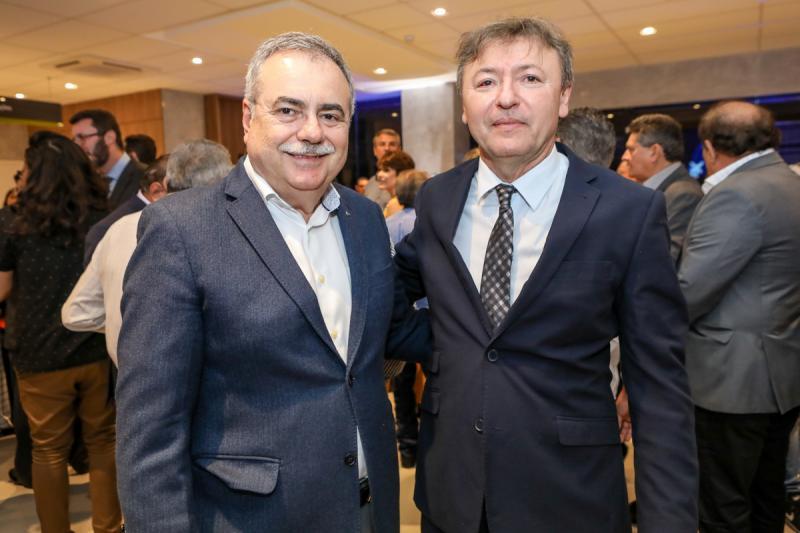 Assis Cavalcante e Mauricio Filizola