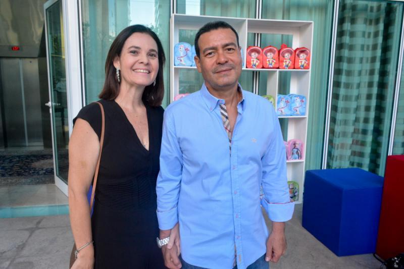Fernanda Nepomuceno e Cleonilson Farias