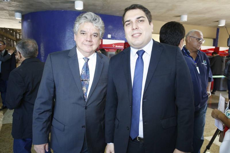 Chico Esteves e Darlan Moreira