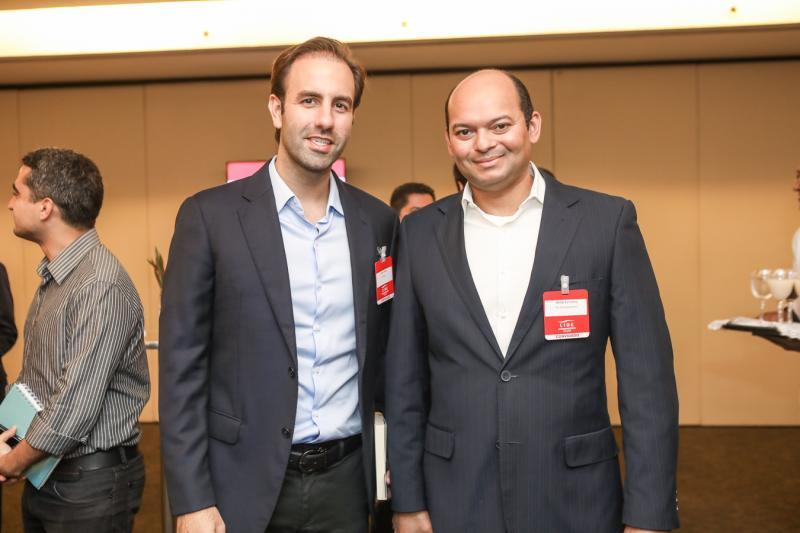 Vitor Frota e Otilio Ferreira