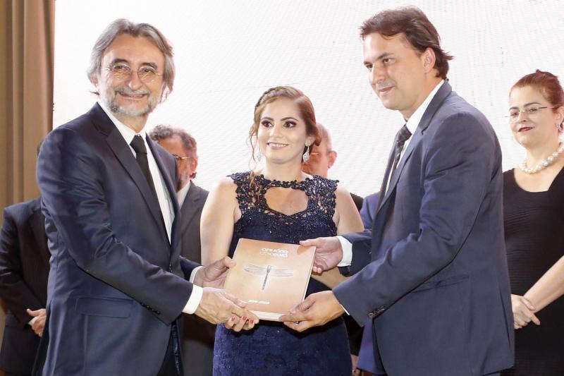 Acilon Goncalves, Joelma Leal e Acilon Filho