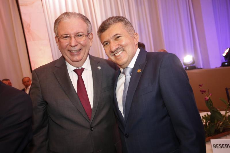 Ricardo Cavalcante e Antonio Henrique